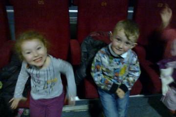 Na koncerte v kine