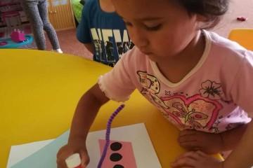 Šikovné ručičky majú naše detičky