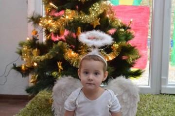 Vianoční anjelici